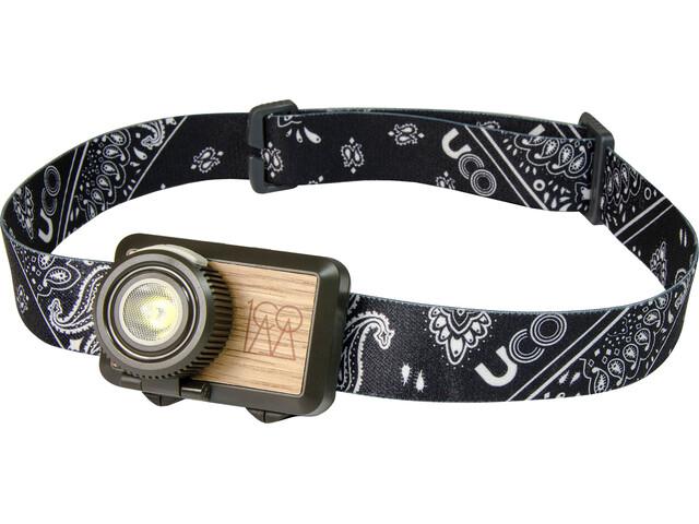 UCO Hundred Headlamp Black Bandana black